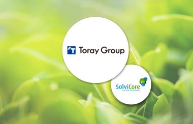 Toray Group takes over SolviCore